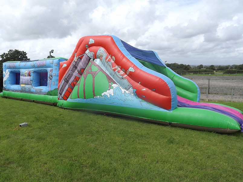 Assault Course 52ft