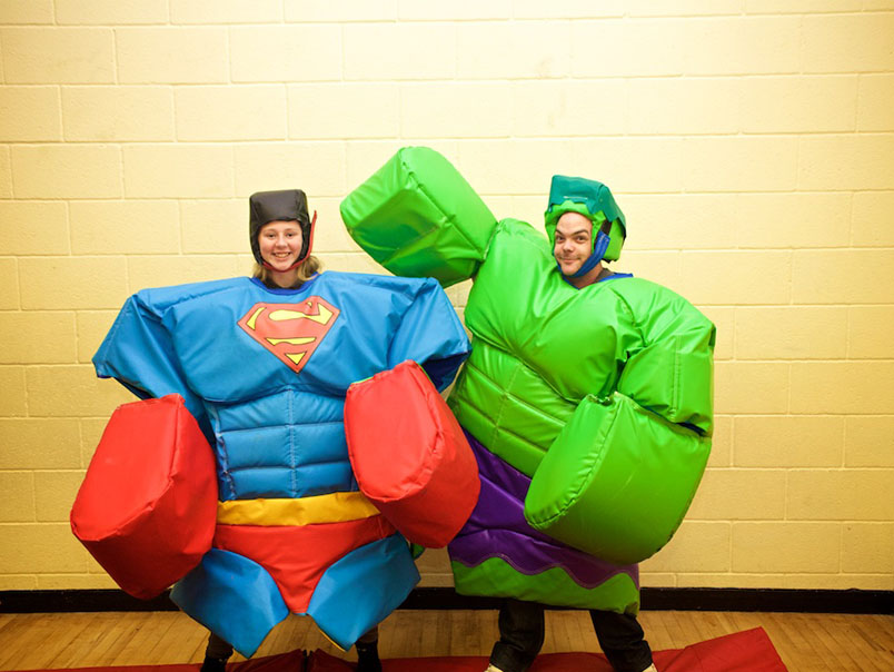Superhero Suits