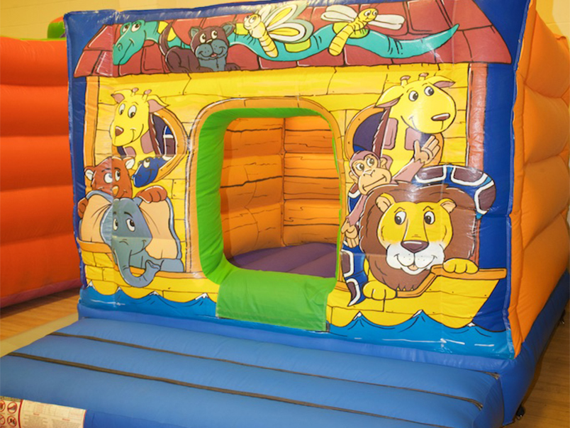 Noahs Ark Bouncy Castle